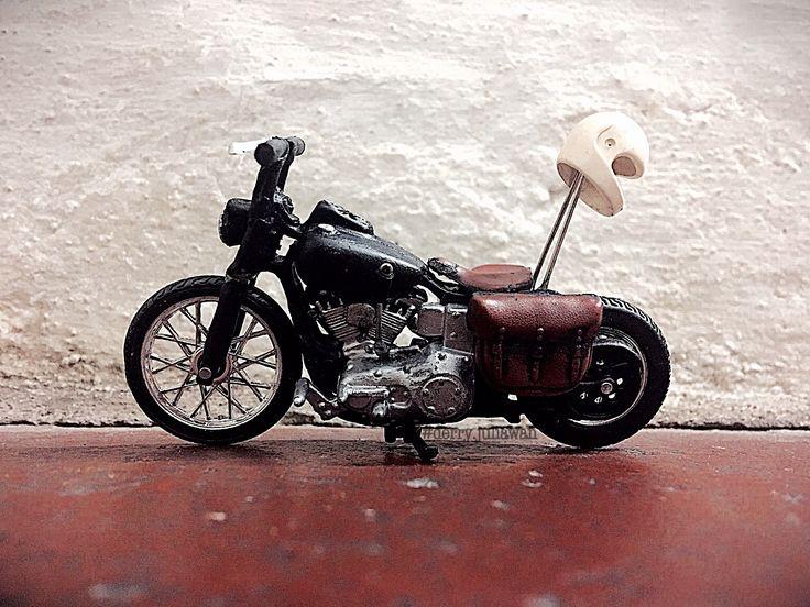 Harley Davidson Model Motorcycle Kits