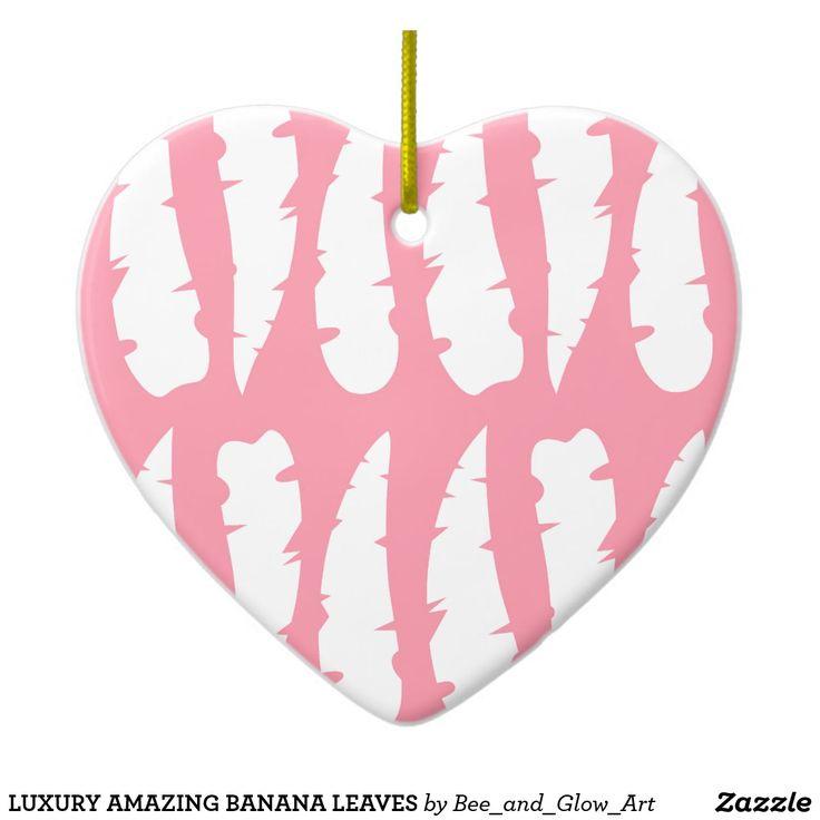 LUXURY AMAZING BANANA LEAVES