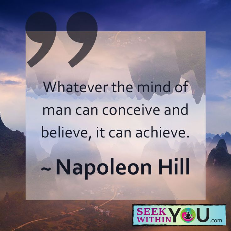 Whatever the mind of man can conceive and believe, it can achieve.  If you think and believe it with your whole heart, it is done. In fact, it is done the moment you think of it. You just have to believe it in order to see it manifest in your reality.