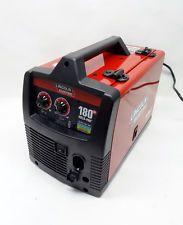 Lincoln Electric Weld Pak 180 HD Wire Feed Flux Core Gas Less Welder