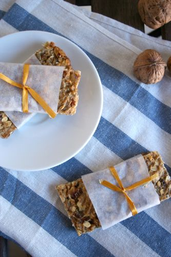 date nut bars | the boot