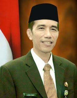 First Blog: Biografi dan Biodata Jokowi
