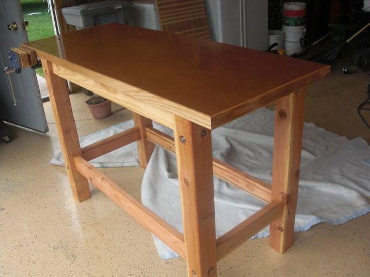 Fantastic Woodwork Shaker Bench Plans PDF Plans