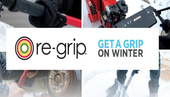 End Date: 03/18/2018; Eligibility: US Enter this #giveaway to #win. We Are On A Mission To Create The Best Grip Ever! Show us how Re-Grip is helping you battle the elements this winter for a chance to win a $1,000 gift card!