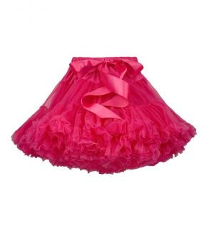 Hot Pink tutu pettiskirt by Angels Face. All Angels Face pettiskirts are delivered in fantastic vintage style hat boxes.