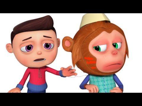 Kids Learning Videos: Bandar Mama Pehan Pajama - Hindi Poem for Kids - M...