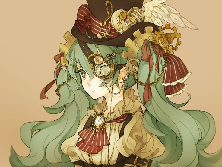 steam punk anime steampunk - photo #14