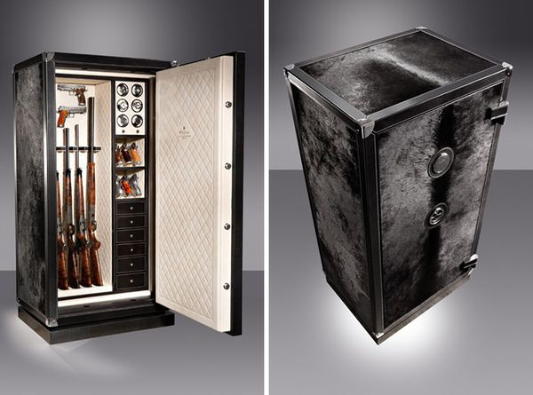 The Ultimate Luxury Safes Collection | Some brands like Boca do Lobo, Dottling, Buben & Zorweg, Stockinger and Agresti are developing luxury safes with an appellative design, not just the traditional wall safes but watch winders too. Take a look of some luxury safes that will protect your jewelry, as well as complete your decoration. | www.bocadolobo.com #bocadolobo #luxuryfurniture #exclusivedesign #interiodesign #designideas #homedecor #homedesign #decor #stockinger#luxurysafes…
