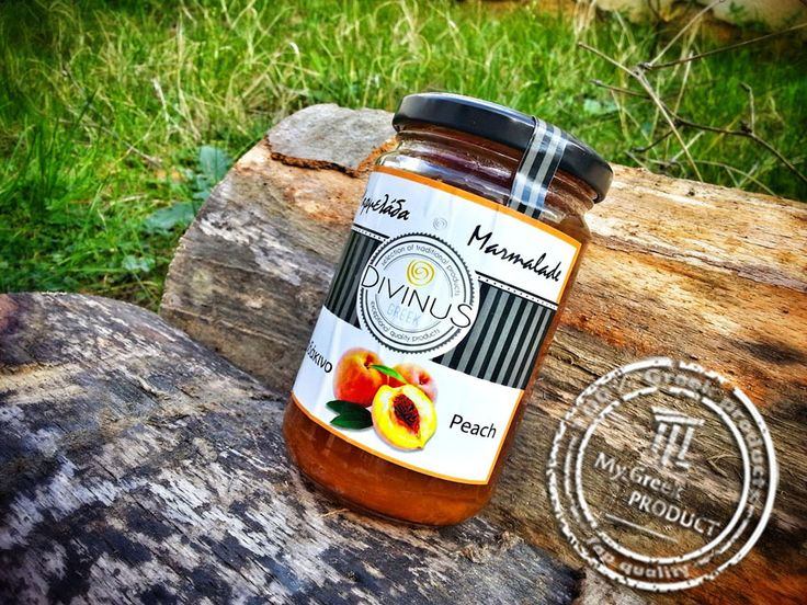 Gourmet Jam Peach... just love it...  #foodmarket #jam #marmalade #greekproducts #gourmet #luxury #food #sweats #online #shopping #website #eshop