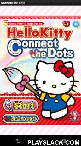 Hello Kitty Connect The Dots  Android App - playslack.com ,  A mischievous monkey has covered a picture of Kitty in ink.Use a magic brush to return the picture to its original splendor.★ The first installment of the Good Friend App SeriesWelcome to this collection of Hello Kitty connect the dots!With this app, you tap your finger in order on points on a canvas to turn the assortment of dots into a popular Sanrio character before your very eyes.★ An illustration gradually revealedA…