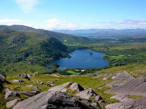 Healy Pass, Beara Peninsula (see the article for more of Ireland's great drives)