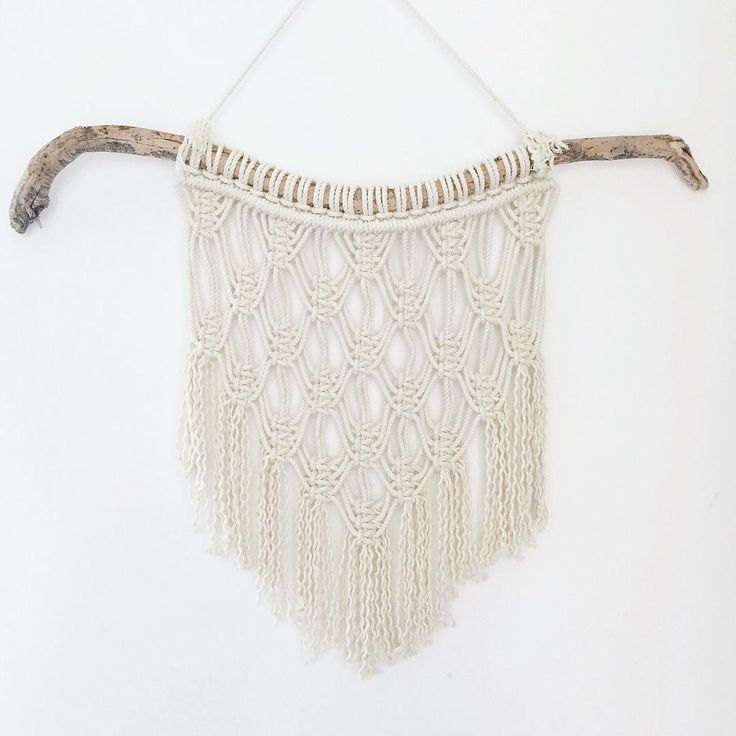 """47 Likes, 5 Comments - Madeline Young (@madi_young) on Instagram: """"I'm teaching a Macrame Wall Hanging Workshop at the @cornerstoregallery on March 18th - book your…"""""""