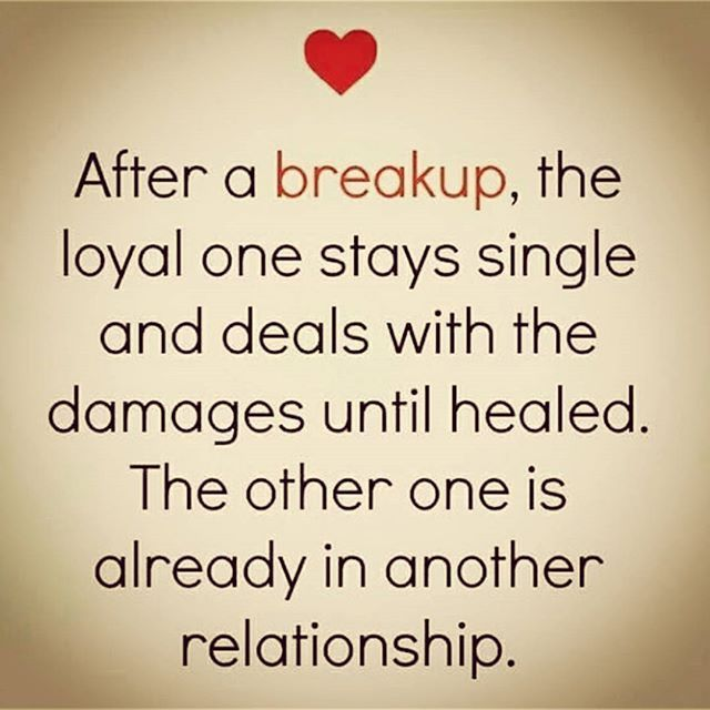 After A Breakup Quotes Quote