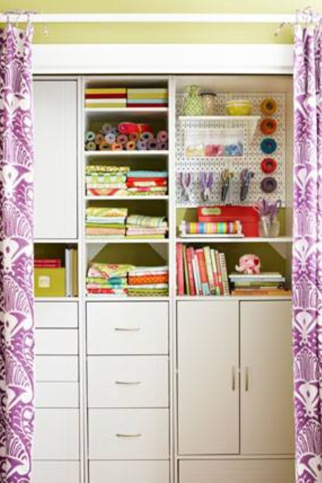 four square walls sewing rooms u0026 storage