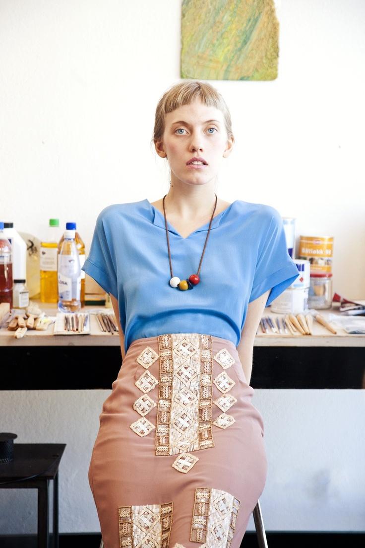 Fine Tunic by Margit Brandt