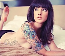 I love seeing tattoos that aren't my thing (ex. butterflies), but adoring them on others who pull it off.Tattoo Women, Sleeve Tattoo, Tattoo Pattern, Side Tattoo, Half Sleeve, Butterflies Tattoo, Tattoo Girls, Arm Tattoo, Tattoo Ink