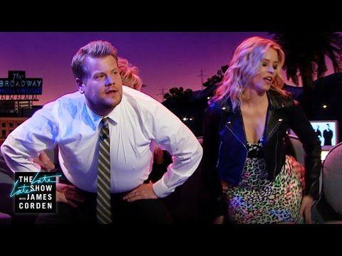 Elizabeth Banks & James Audition for Jane Fonda's Dance Parties - YouTube
