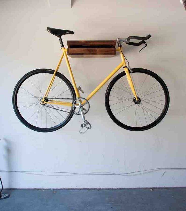 17 best ideas about indoor bike storage on pinterest