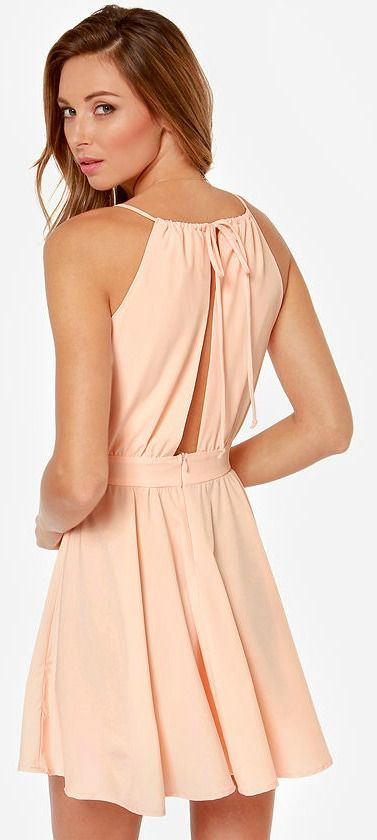 Lucy Love Penelope Light Peach Dress In 2018 Dresses Pinterest And Clothes