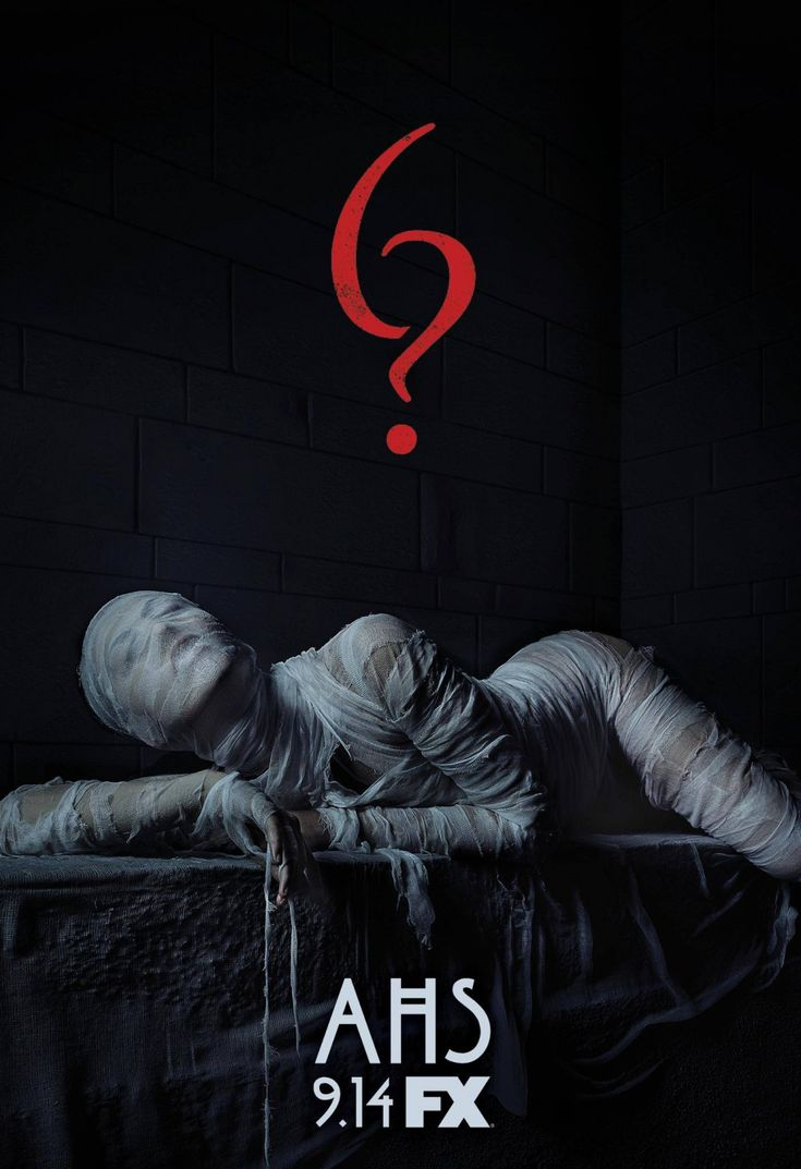 American Horror Story 6 // Wrap yourself tight.