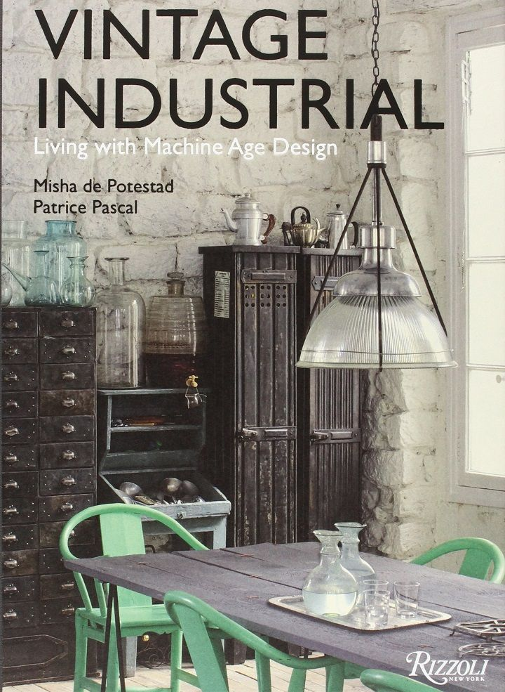 25 best ideas about industrial dining rooms on pinterest - Vintage industrial interior design ...