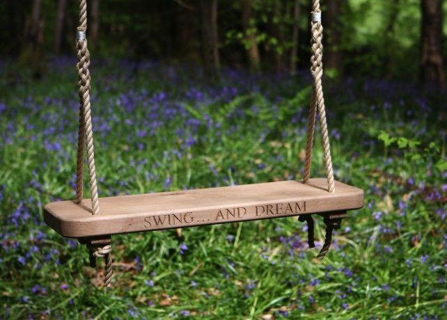 Single Rope Swing