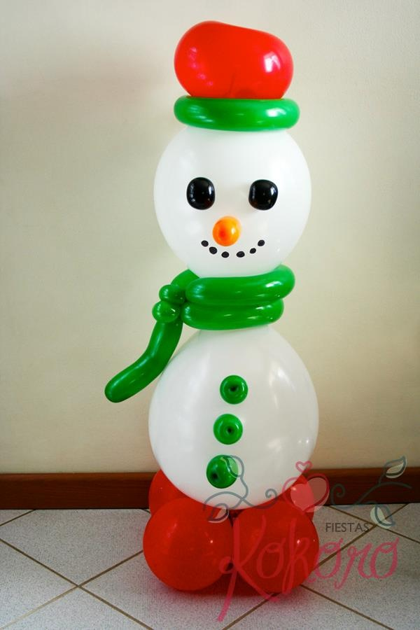 I'm thinking of pinning balloons to cork board in shape of a snow man and using it as a dart game