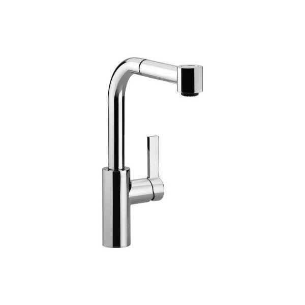 dornbracht 33870790 000010 elio polished chrome single dornbracht tara kitchen faucet home design ideas
