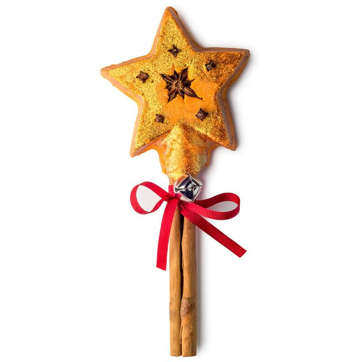 The Magic of Christmas. Keep the magic alive...Foam alone? Stir up a whole lot of Christmas magic with this warming cinnamon stick. It's packed with punchy cinnamon leaf and Fair Trade Organic clove to stimulate the skin and boost circulation whilst fast forwarding you straight into the festive season! Treat Grinch-like moments by holding this spicy bubble wand under running water and slipping into a blanket of hot, almond bubbles.