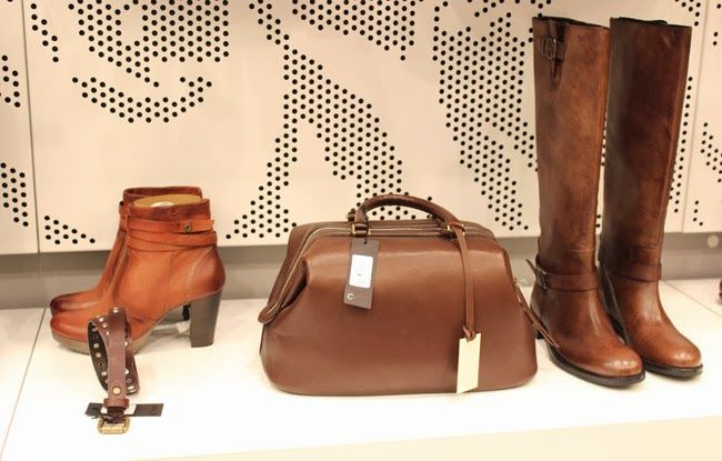 Sparkly Fashion: Cinti A/I 2013/14 Doctor bag Brown Boots