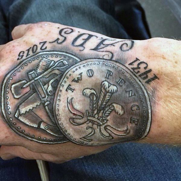 Tattoo Quotes Money: 25+ Best Ideas About Hand Tattoos For Men On Pinterest