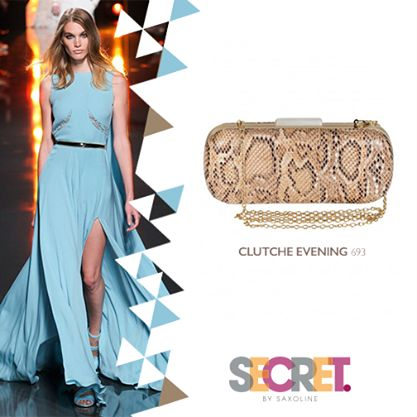 Conoce la colección de bolsos de fiestas Secret completa en www.carterasecret.cl
