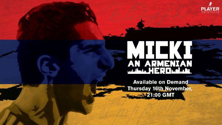Watch 'Micki: An Armenian Hero' - Official Manchester United Website