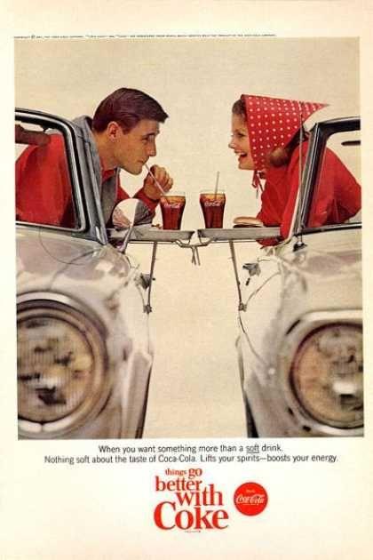 El Rincón del Publicista™: Cocacola a través de su publicidad gráfica