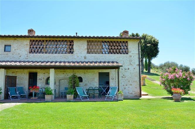 La Balla - Vakantiehuis in Sant' Appiano - Barberino - Florence - Toscane