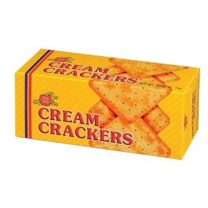 Frou Frou Cream Crackers 200g - Food From Cyprus