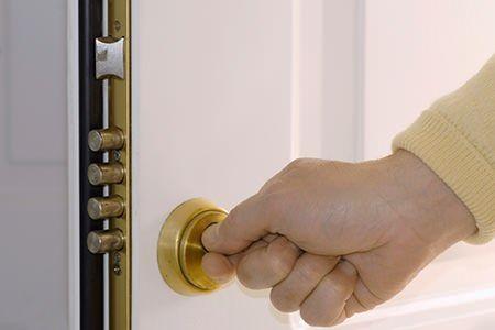 Security Door Lock Types