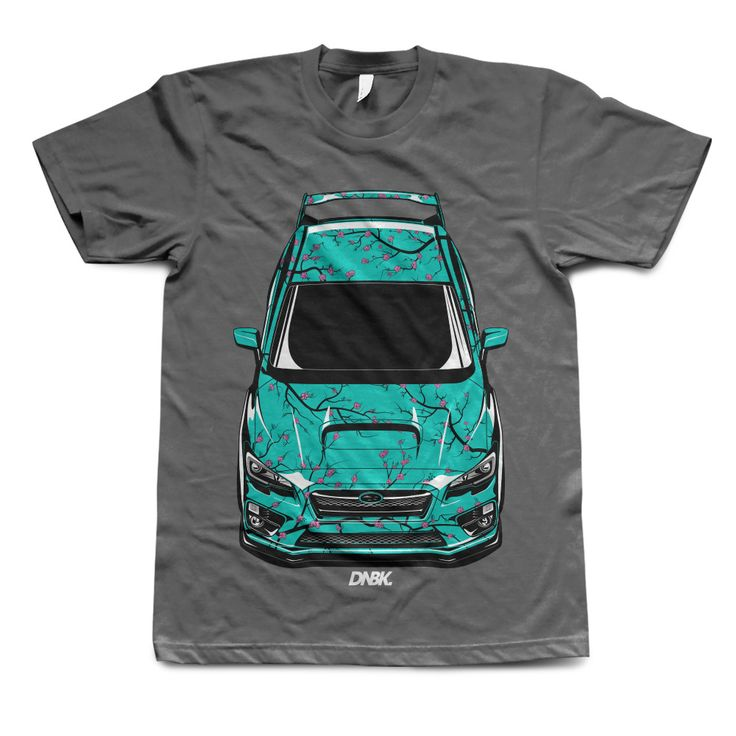 GJ STI Hero Shirt