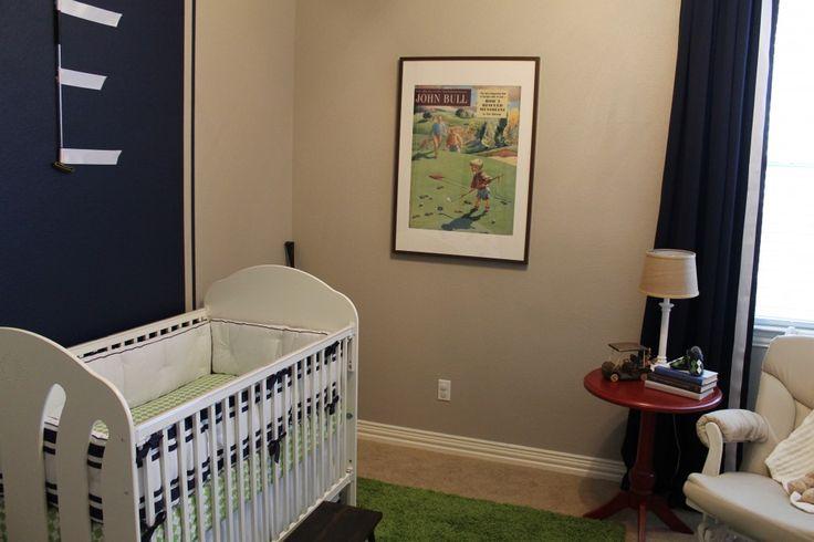 13 Best Golf Baby Nursery Images On Pinterest