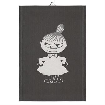 The Big Little My tea towel comes from the Swedish brand Ekelund Linneväveri. This tea towel is made from cotton of the highest quality and has a cute image of the Moomin character Little My. This tea towel can be used for a range of different tasks in the home or for a special kitchen detail.