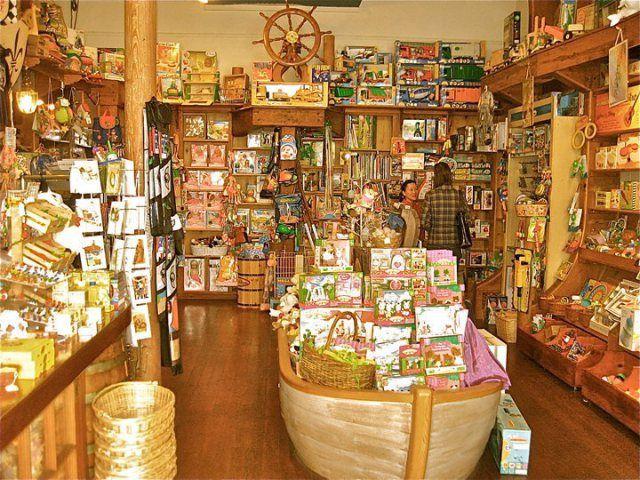Best Indie Toy Stores in SF
