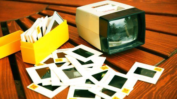 Kodak diapositive - anni 70