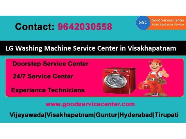 LG WASHING MACHINE SERVICE CENTER IN VISAKHAPATNAM Near Me ...