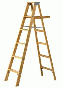 What does the ladder mean?