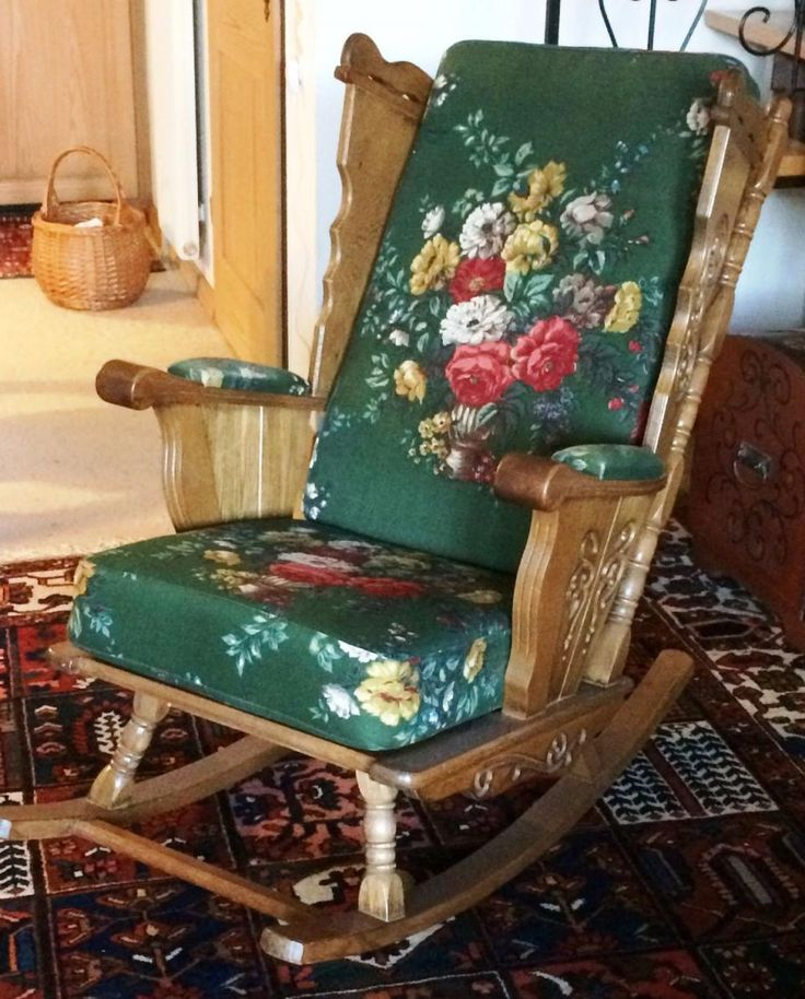 Schaukelstuhl » Stilmöbel, Bauernmöbel aus Herrischried