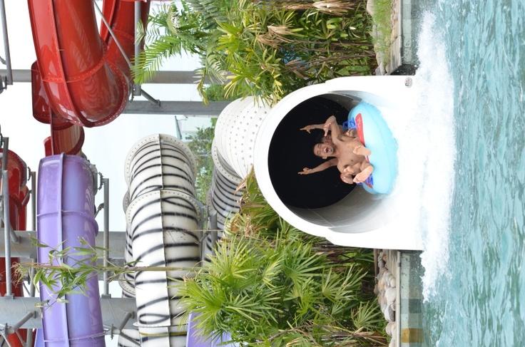 Bugis Waterpark Adventure, Makassar, Indonesia