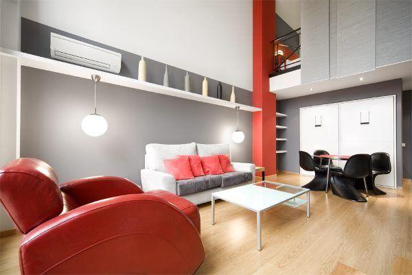 Loft y arquitectura de interiores Madrid