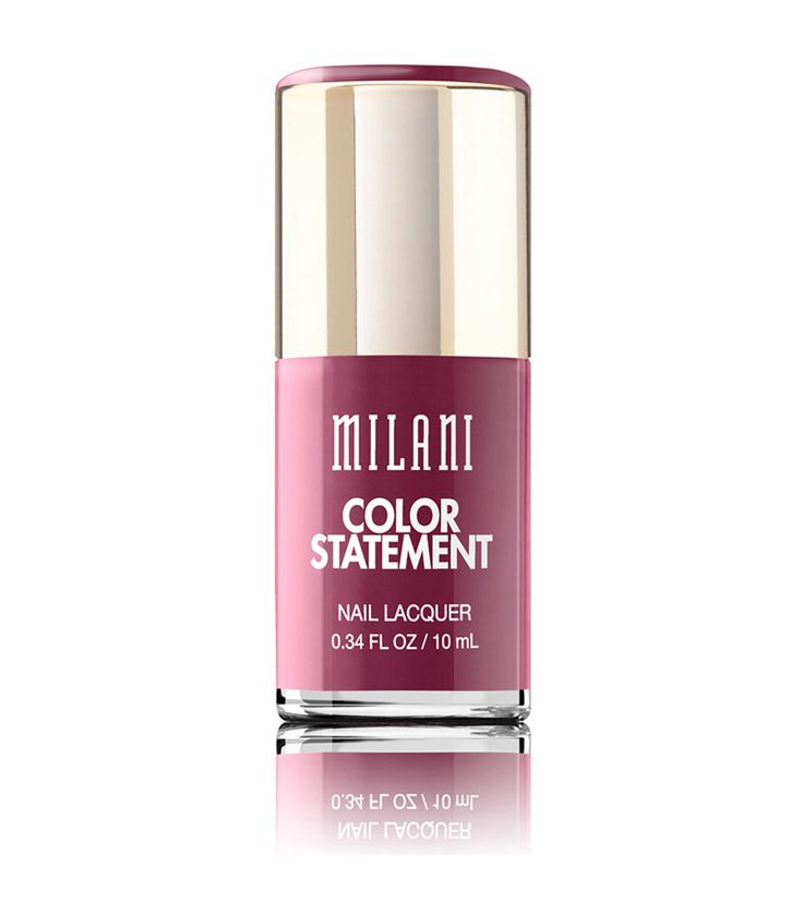Mauving Forward: Color Statement Nail Lacquer