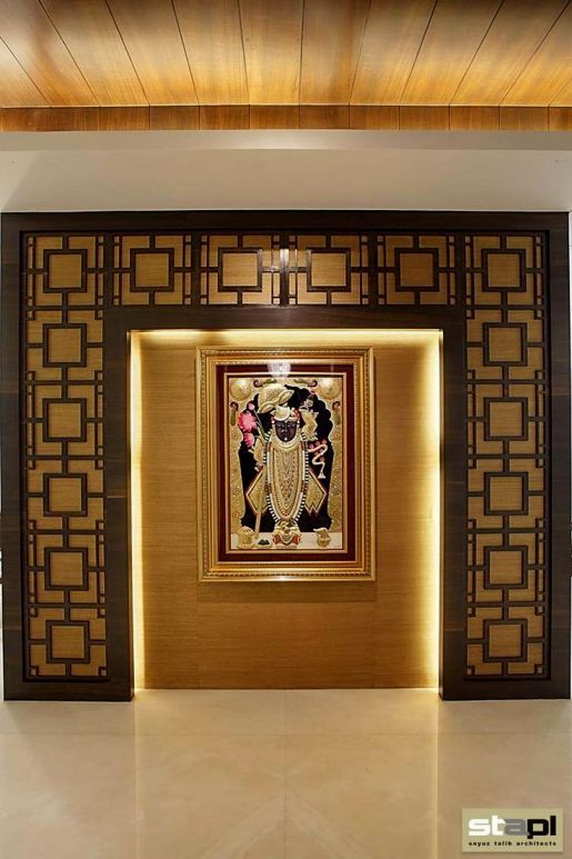 Discover Small Pooja Room Designs For Your House, Add A Pooja Mandap Or A  Shelf. These Pooja Rooms Can Be Designed In Any Corner Of Your House Or  Apartment. Part 82