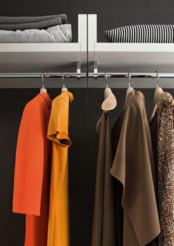 Amazing Begehbarer Kleiderschrank planen Ankleidezimmer schick einrichten